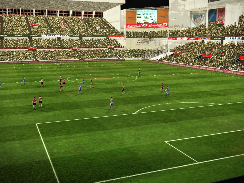 Estadio de San Mamés convertido por Gago0023