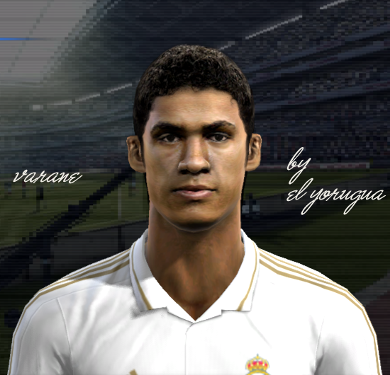 Faces Javi Martinez y Varane by El Yorugua