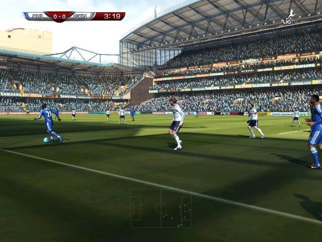 Stamford Bridge by Gkan