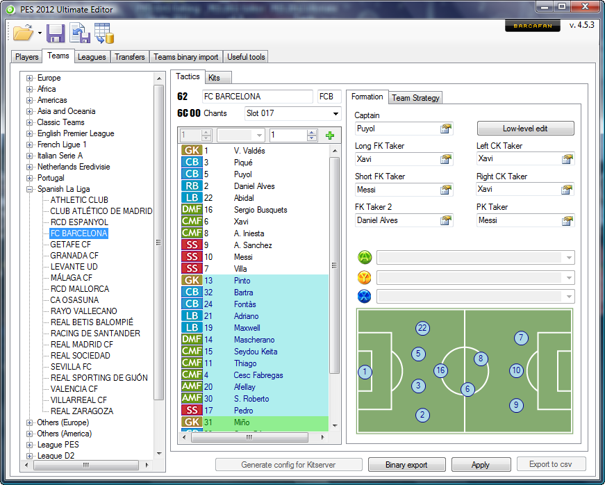 Ultimate Editor 4.5.3 By Barcafan