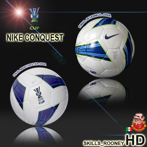 Nike UEFA Cup Conquest 2008 & 2009 en HD by skills_rooney