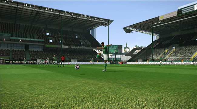 Stade Geoffroy-Guichard by Oliver14