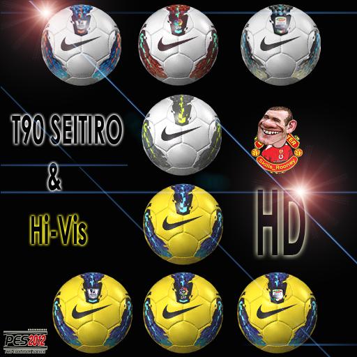 Ballpack T90 SEITIRO + Hivis en HD by Skills_Rooney