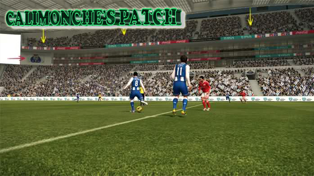 Calimonche's Visual Patch (compatible parche PESEdit)