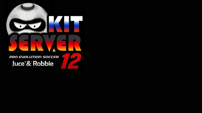 Kitserver 12.0.8 by Juce and Robbie