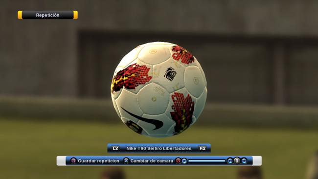 T90 Seitiro Copa Libertadores 2012 by skills_rooney