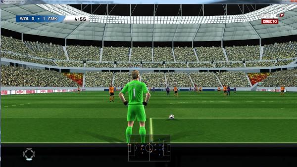 Estadio Nacional de Bucarest convertido por abelcast