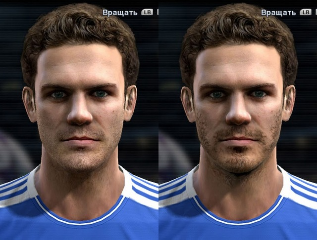 Juan Mata Face by Anat-Z