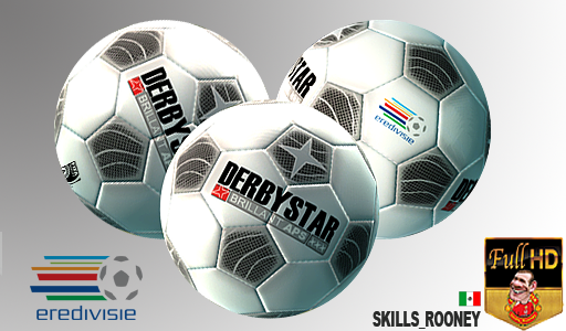 Derbystar Brillant APS Eredivisie by Skills_rooney