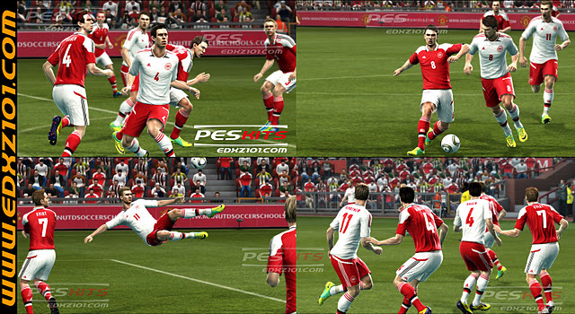 KITS  Denmark EURO 2012 HQ by EDXZ101