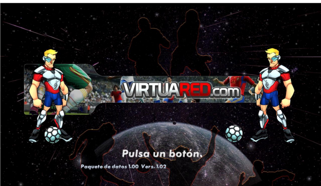 Fondo de VirtuaRED en HD  by SECUN1972
