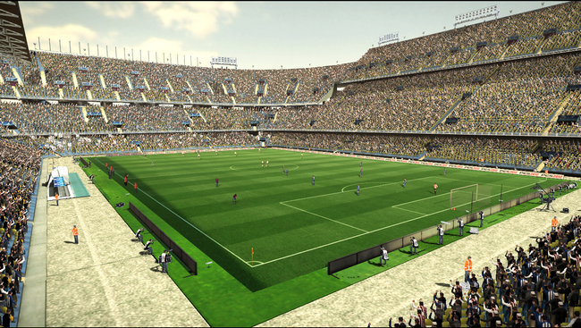 ESP – Estadio Mestalla (Valencia) by Gago