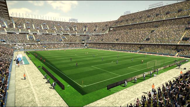 ESP – Estadio Mestalla (Valencia) by Gago