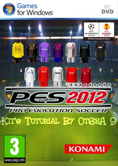 Kit's Making Tutorial PES 2012 by OtShA 9
