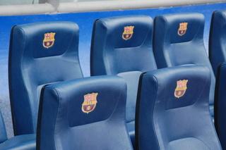 Banquillos Camp Nou by Meryoju_