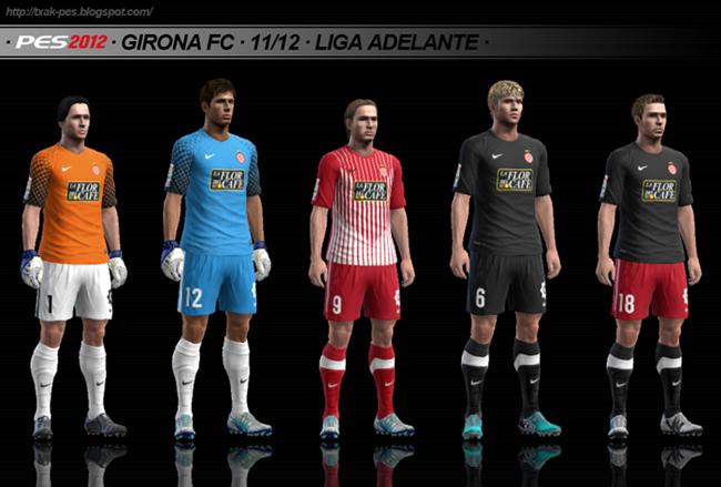 Girona FC 11/12 GDB by Txak