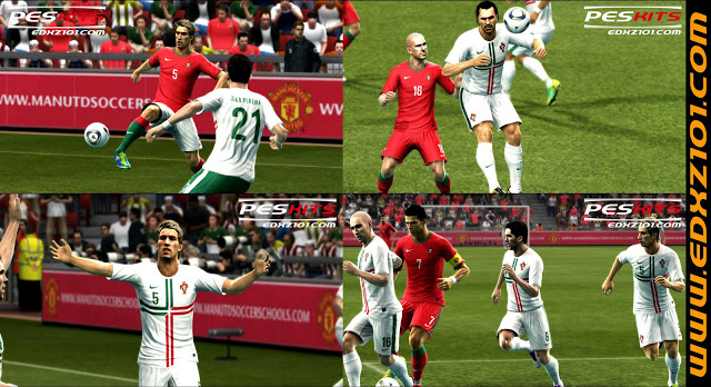 Kits Portugal EURO 2012 HQ by Edxz101