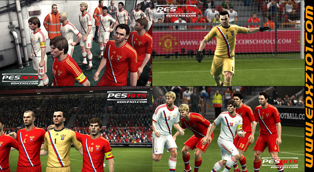 Rusia EURO 2012 v2 by edxz101