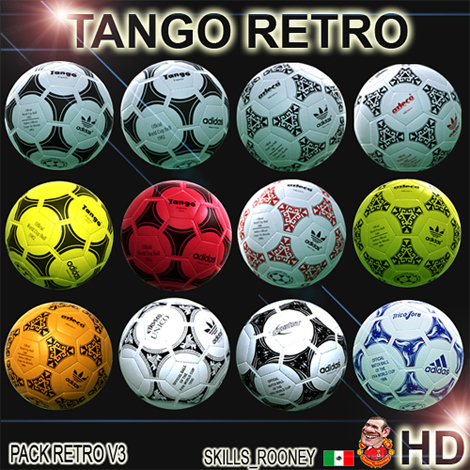 Ballpack retro v3 by Skills_Rooney