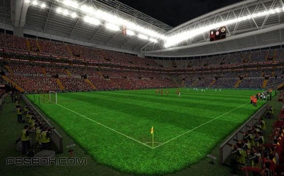 Turk Telekom Arena (Galatassaray) by Hasan Akta & Sefa Çelebi