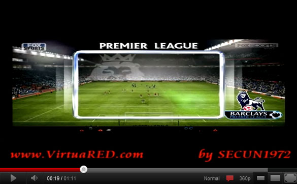 New Intro Modo Liga EPL by SECUN1972