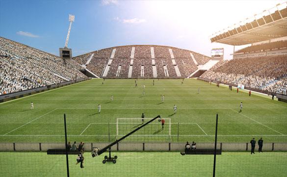 Stade Velodrome – Marseille (Francia) by Oliver14