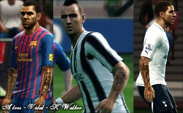 Tatoos Pack's by Insomniac25