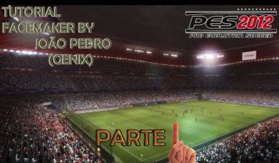 PES 2012 Vídeo Facemaker Tutorial by Joao Pedro (Genix)