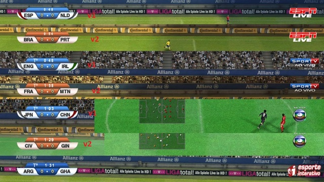 FIFA v2 Scoreboard 16-9 For PES12 by Kmargo