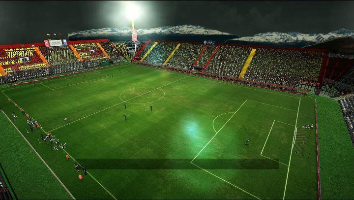 Estadio Santa Laura by etson32