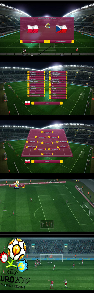 UEFA EURO 2012 Scoreboard + Replay by Xboxer