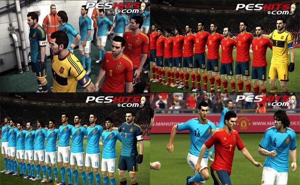 España EURO 2012 v3 by Edxz101
