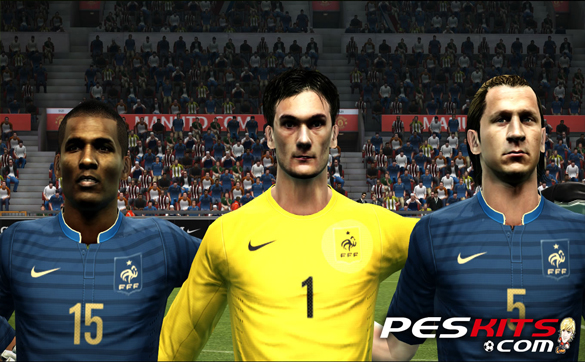 France EURO 2012 by edxz101