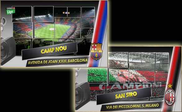 Nuevas previas de estadios by Borya10