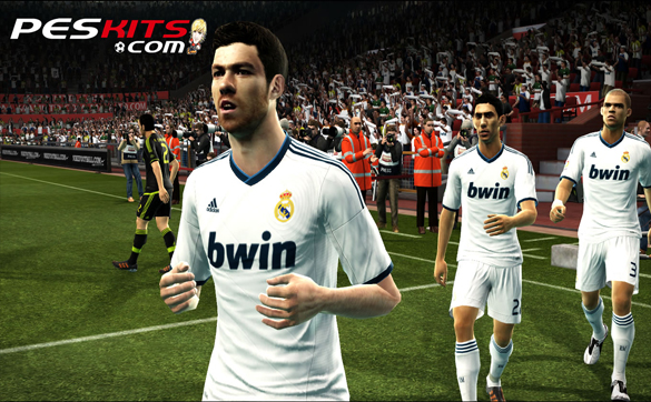 Kits Real Madrid 2012/2013 by edxz10