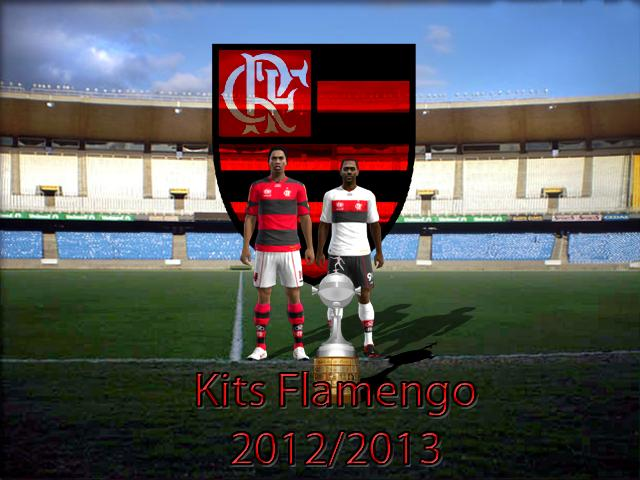 Kits Flamengo 2012-2013 v1.5 by Giobittar