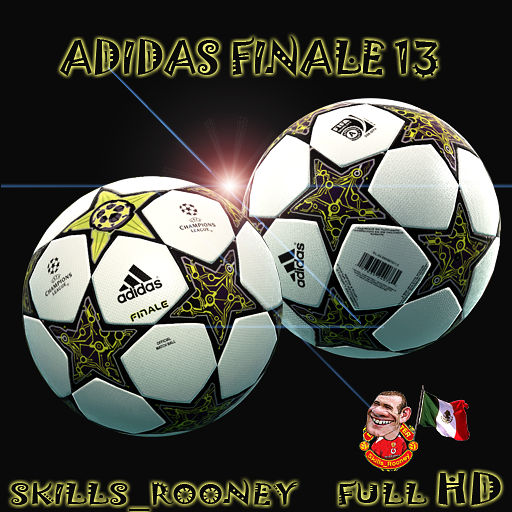 Balon Adidas Finale 13 by skills_rooney [PC]