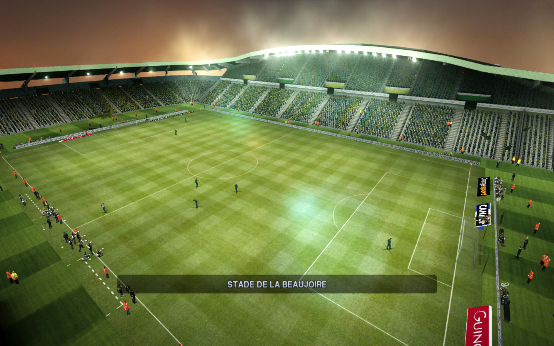 Stade de la Beaujoire by oliver14