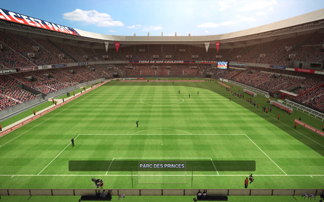 Parc des Princes V3 by Oliver14