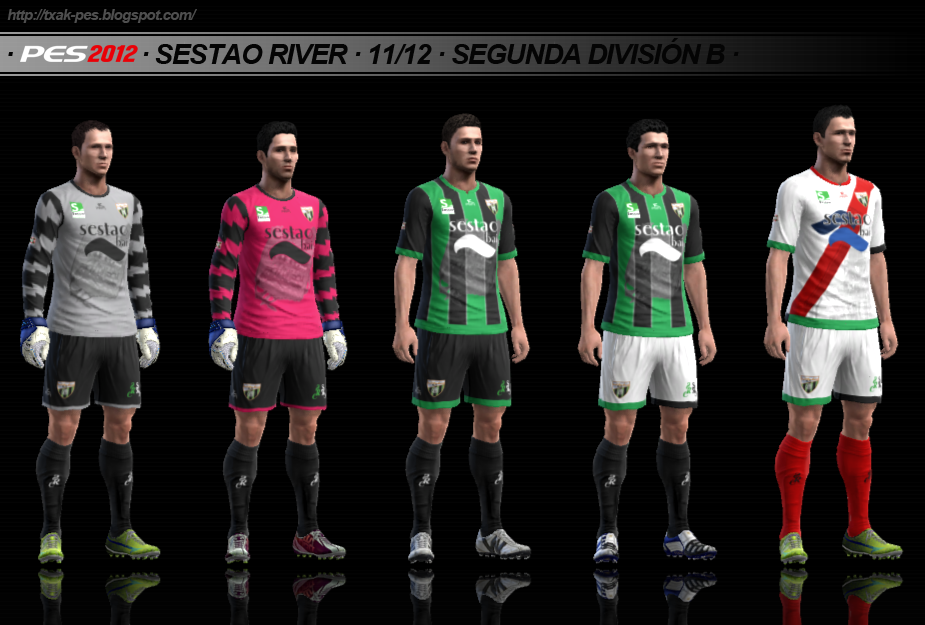 Sestao River 11/12 GDB by Txak