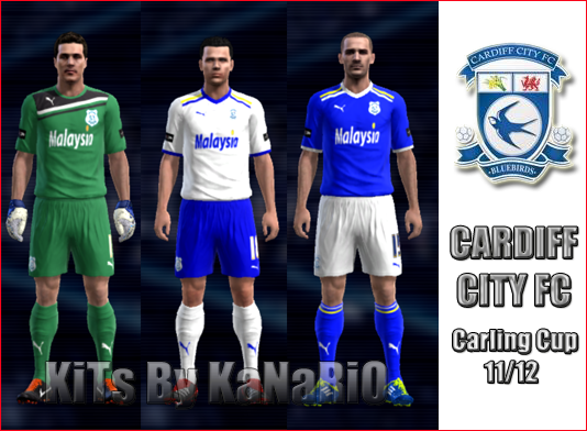 GDB Cardiff City Carling Cup by KaNaRiO