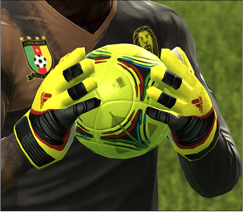 Guantes Adidas Response Full HD by Skills_Rooney