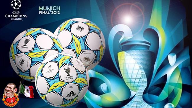 Adidas Finale Munich 2012 Full HD by skills_rooney