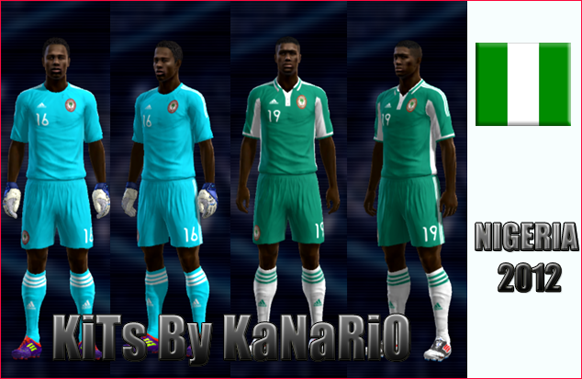 Kits Home & Portero Nigeria by KaNaRiO