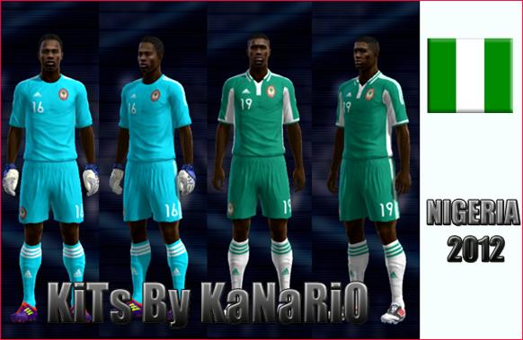 Kits Home & Portero Nigeria by KaNaRiO