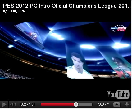 Intro Oficial Champions League 2011-2012 HD 1080 by SECUN1972