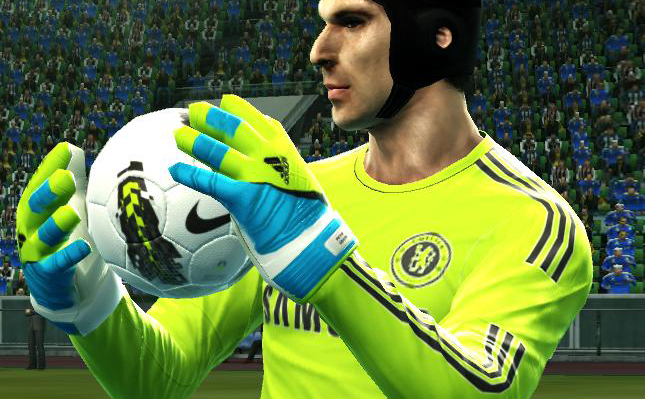 Adidas Response Green Blue (Petr Cech) by skills_rooney