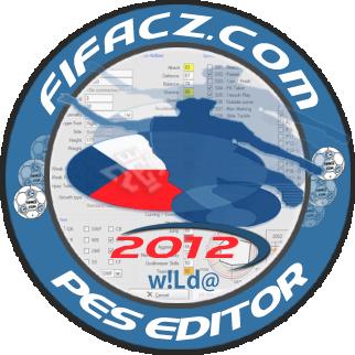 PES 2012 Editor v1.5 by w!Ld@