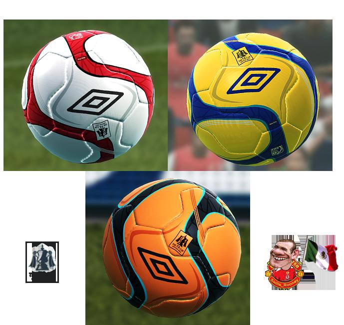 Balones Full HD P.1 / Prev. Nike MAXIM P28+Umbro FACup by skills_rooney