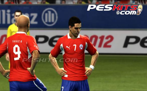 Kits Chile 2012/2014 by Edxz101
